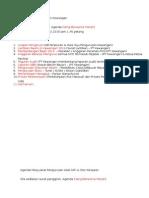 Agenda Mesyuarat Kewangan & Aset