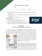 Actividades Libro El Carnero.