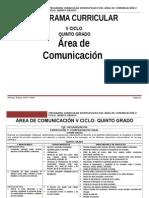 ÁREA COMUNICACIÓN INTEGRAL V CICLO_5º RUTAS.doc