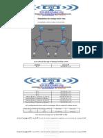 TP Simulation Du Routage Inter Vlan