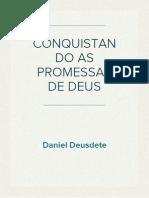 Pregação - Conquistando as Promessas de Deus - 4.2