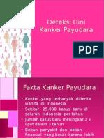 Deteksi Dini Kanker Payudara TOT DEPKES