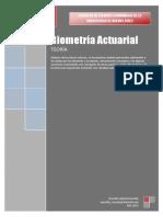 Biometria Actuarial - Ricardo Gabriel Amarilla