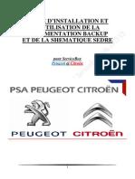 Guide d'Installation Et d'Utilisation de Servicebox Peugeot Et Citroen-V3-Par Heineken