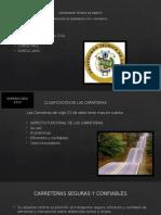 Clasificación de Carreterasc