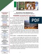 Foaie de Informare Madagascar Martie 2015