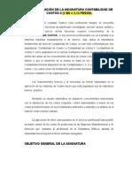 Costos Conjuntos y Subproductos Teoria y Practrica