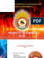 Prospecto ADMISION 2015 Final