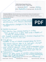 student teaching evaluations 3