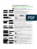parent teacher conference log sheet edited