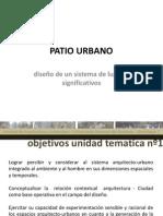 Presentación Patio Urbano