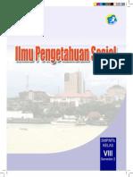Buku Siswa Kelas 8 SMP IPS 2014 Semester 2