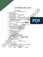 Dgca Paper 2