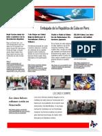 Boletín Cuba de Verdad Nº 75-2015