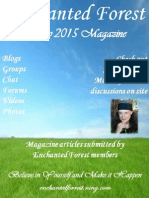 May 2015 Enchanted Forest Magazine