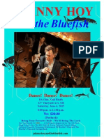 Johnny Hoy and the Bluefish Benefit dance for 1854 . . . a folk opera