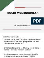 Bocio Multinodular Dr FSM