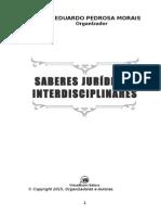 Saberes Jurídicos Interdisciplinares Pré-Formatação