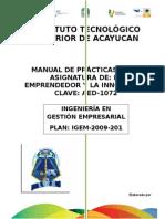 Propuesta Manual de Pract.ige Mas Reciente
