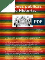 relaciones publicas y su historia