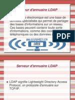 Presentation LDAP