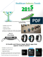 Healthcare IT Upcoming Trends 2015