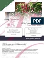 Scholtissenhof Menukaart 2015
