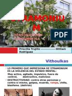Personalidad de Stramonium