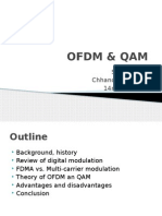OFDM & QAM