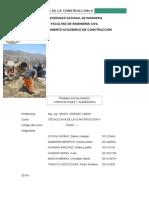 cimentaciones y albañileria