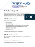 Methodes de Diagnostic Des Equipements CISCO