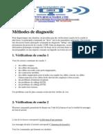 Methodes de Diagnostic Des Equipements CISCO