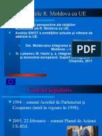 Relatiile RM UE