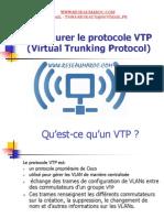configurer protocole vtp