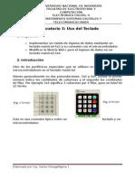 Laboratorio 3 - Teclado