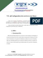 Configuration Des Services DNS Dhcp Samba ...