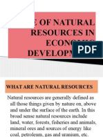 ROLE OF NATURAL RESOURCES IN ECONOMIC DEVELOPMENT.pptx