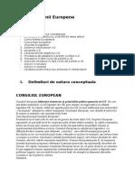 Dreptul Uniunii Europene - SINTEZA (2)