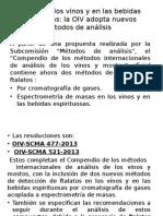 Ftalatos - Bromatología