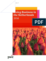 Pwc Rapport Doing Business in the Netherlands