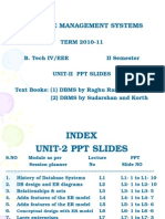 DBMS+II+Unit