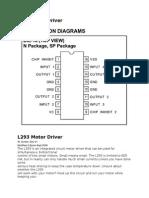 L293 Motor Driver