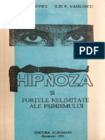 (120 A5) I.holdevici, I.vasilescu - Hipnoza