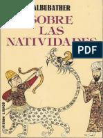 Sobre Las Natividades Albubather