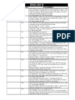 English 8 - Lessons 108-119