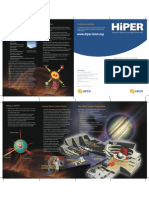 HIPER (The European Hıgh Power Laser Energy Research Facility)