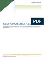 BreakingPoint How to Test IPv4IPv6 Dual-Stack Methodology