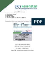 Prosedur Pendaftaran Peserta BPJS