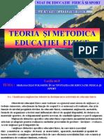 Teoria Si Metodica Educatiei Fizice(Lectia8)