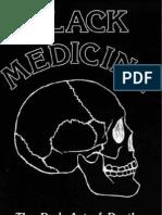Black Medicine - The Dark Art of Death - N Mashiro Paladin Press
